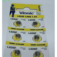 Батарейки щелочные  Vinnic L626F