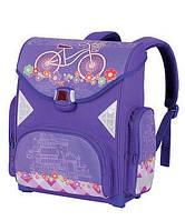 Ортопедический ранец для девочки Tiger 11012-1G голубой