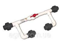 Инжекторный узел для внесения удобрений 3/4 ВA-0134 NEW