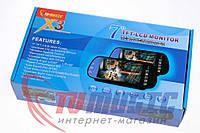 "Монитор для камеры заднего вида TFT LCD Monitor X3 7"""