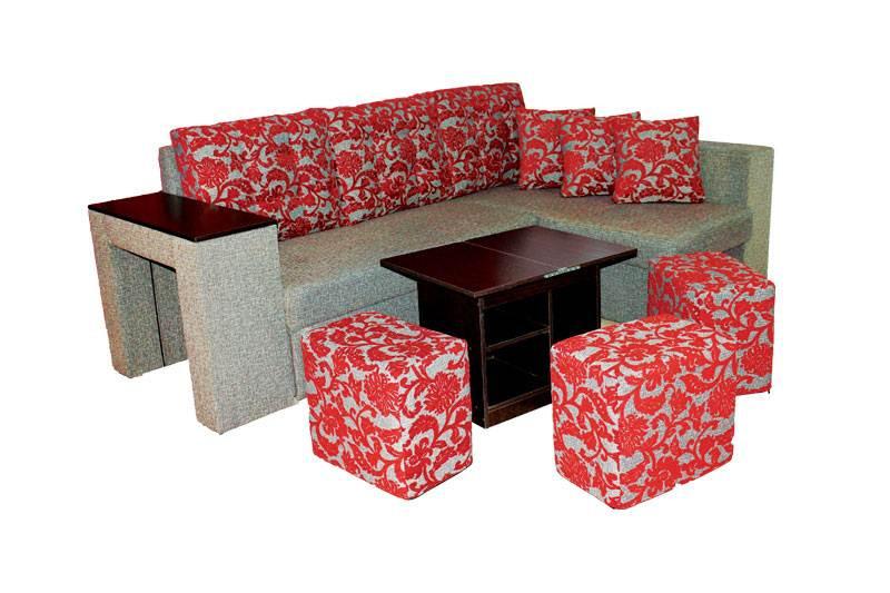 Карен Н угловой диван