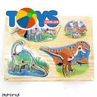 Деревянная игрушка пирамидка, BT-WT-0185
