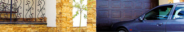 Филенчатые ворота Алютех