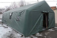 Надувная пневмокаркасная палатка