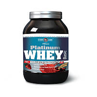 Протеин PLATINUM WHEY BASIC 900 г шоколад