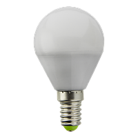 Лампа светодиодная G45 LED P-7w-4200 E14 4100K 7W шарик LUMEN