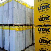 Газобетон ЮДК (UDK) с доставкой и выгрузкой в Днепропетровске