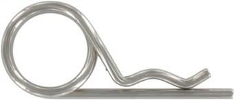 Шплинт пружинный DIN 11024