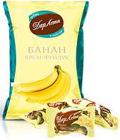 Банан крем-фундук в шоколаде