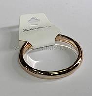 Бижутерия оптом и в розницу, Браслет металлический под золото, 1 шт.