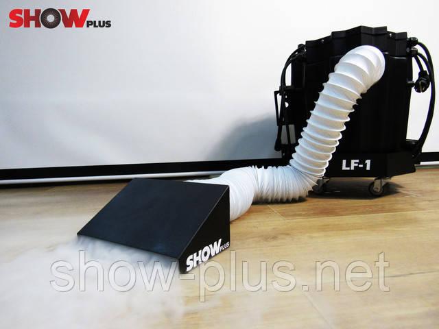 5 фактов из жизни генератора тяжелого дыма SHOWplus LF-01