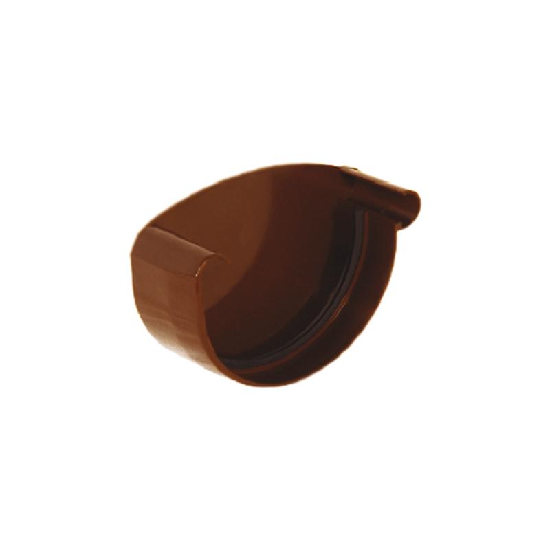 Заглушка для желоба правая. Водосточная система Izabella 128/100