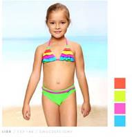 Яркий детский купальник Keyzi модель Liza рост 122