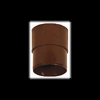 Муфта для труб пвх соединитель. Водосточная система пластиковая Izabella 128/100