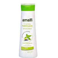 Шампунь очищающий Amalfi Pyriifying with Green Tea Extract 400ml