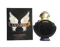 Женский парфюм Paco Rabanne Olympea Black ( Пако Раббане Олимпия Блэк)