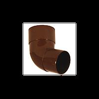 Колено водосточной трубы. Водосточная система Izabella 128/100