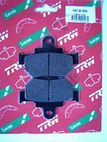 Мото колодки тормозные TRW LUCAS MCB550 передние для мотоцикла Honda