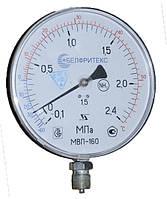 Мановакууметр МВП-160М -0,1…2,4 Мпа аммиак