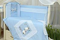 Набор постельного белья в детскую кроватку Мечта
