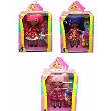 Лялька Лалалупсі з аксесуарами шарнірна