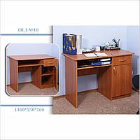 Письменный стол для школьника с ящиками СП_1 №10