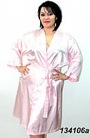 Шелковый халат,54-56, фото 1