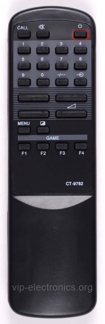Пульт Toshiba CT-9782(CE)