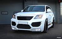 Обвес Lexus LX570 Invander style