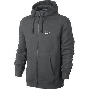 Кофта Nike Club Fz Hoody-Swoosh
