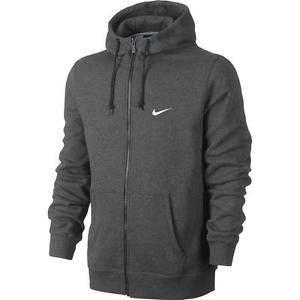 Кофта Nike Club Fz Hoody-Swoosh, фото 2