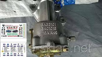 Рульова колонка, Механізм рульовий ВАЗ 2101, 2102, 2103, 2106 короткий вал