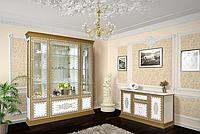 Модульная гостиная Белладжио Мир Мебели / Модульна вітальня Белладжіо Світ Меблів