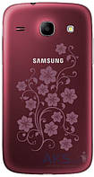 Задняя часть корпуса Samsung i8262 Galaxy Core Original Red La Fleur