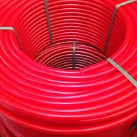 Труба для теплого пола KALDE (200 м.)+ 200 шт. скобы