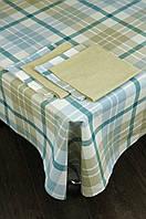 Скатерть кухонная 150*150 с салфетками
