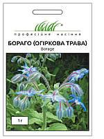 Насіння бораго (огіркової трави), 1 г