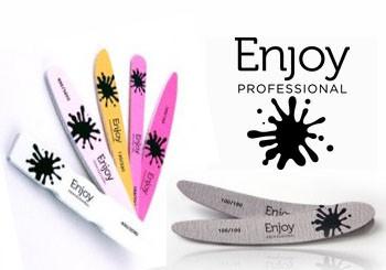 Пилки и шлифовки для ногтей ТМ Enjoy