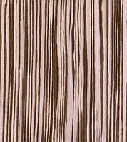 Шпон «файн-лайн» Зебрано 3L(2500*640*0,55 мм)
