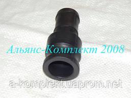 Штуцер (зубчатый хвостик) Е-150 ДН38