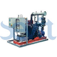NOCCHI Pentair Water Станции повышения давления для системы пожаротушения с АВР Nocchi FIREMAT