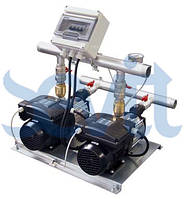NOCCHI Pentair Water Станция с двумя насосами на базе частотных преобразователей Nocchi CPS20-MULTINOX-A