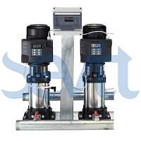 NOCCHI Pentair Water Насосная станция повышения давления с частотным приобразователем Nocchi CPS20-VLR