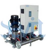 NOCCHI Pentair Water Станции повышения давления с одним частотными преобразователями Nocchi FCD30 и FCY30