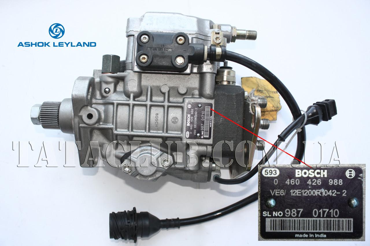 ТНВД VP37EDC X7473400 Ashok Leyland Bosch
