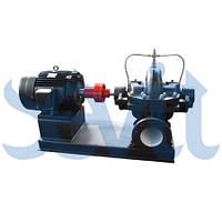Swiss Pump Company Горизонтальные центробежные насосы NDS, NDSL-Series
