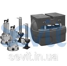 NOCCHI Pentair Water Установка для збору стічних вод Nocchi VACUSYSTEM 500