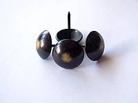 Декоративные гвозди Бронза 11 мм