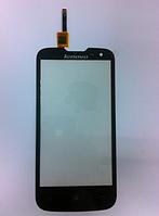 Оригинальный тачскрин / сенсор (сенсорное стекло) для Lenovo A830 (черный цвет)