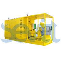 VARISCO Насосная система высокого давления для гидравлической опрессовки метанопровода и нефтепровода